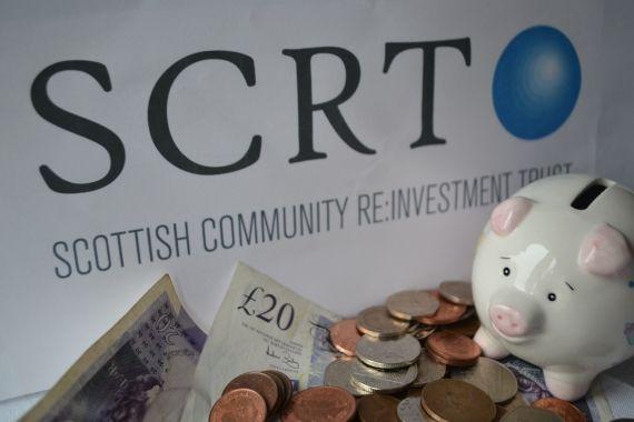 SCRT piggy