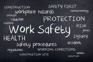 H&S safety wording