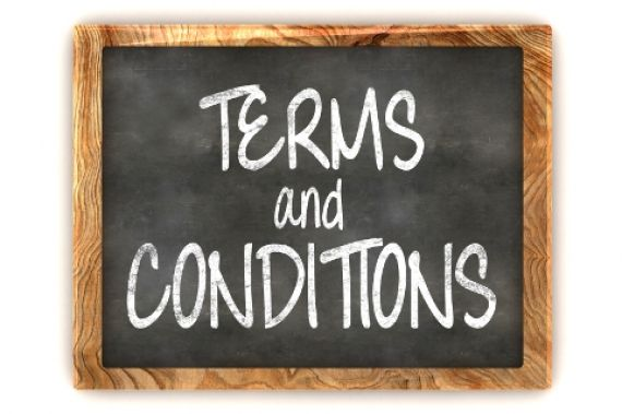 Image result for TERMS AND CONDITIONS