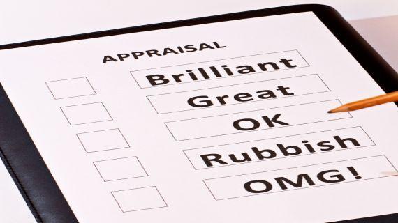TandC appraisal staff