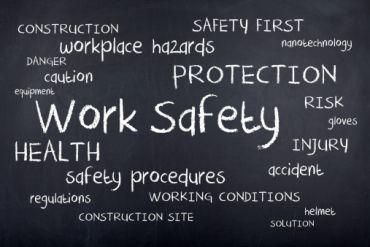 H&S safety wording